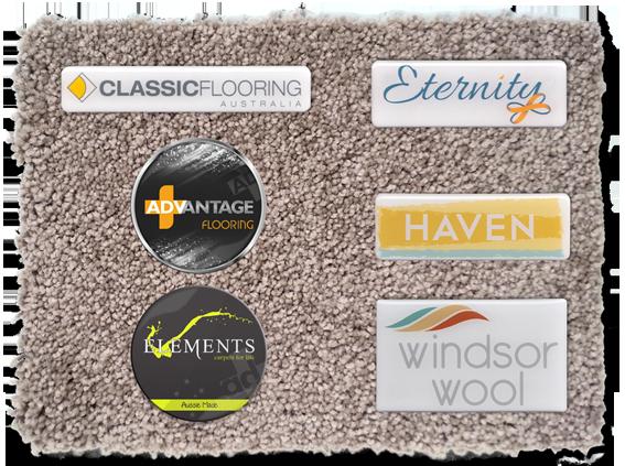 Gel Carpet Badges