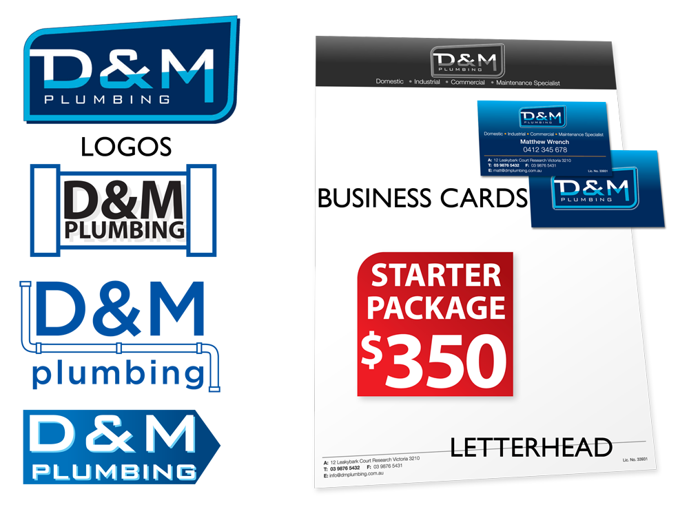 Logo and Letterhead designs